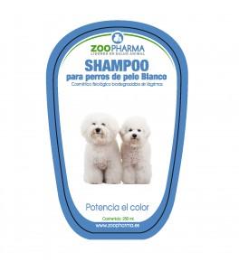 SHAMPOO PERROS BLANCO 250 ml
