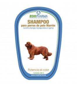 SHAMPOO PERROS MARRON 250 ml