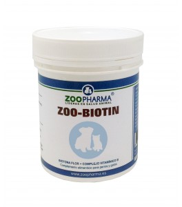 ZOO-BIOTIN 30 TABLETAS