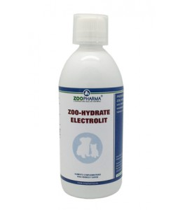 ZOO-HYDRATE ELECTROLIT 500ml